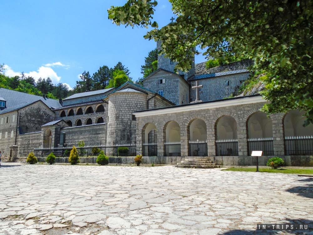 Паломническая экскурсия в Цетинский монастырь.