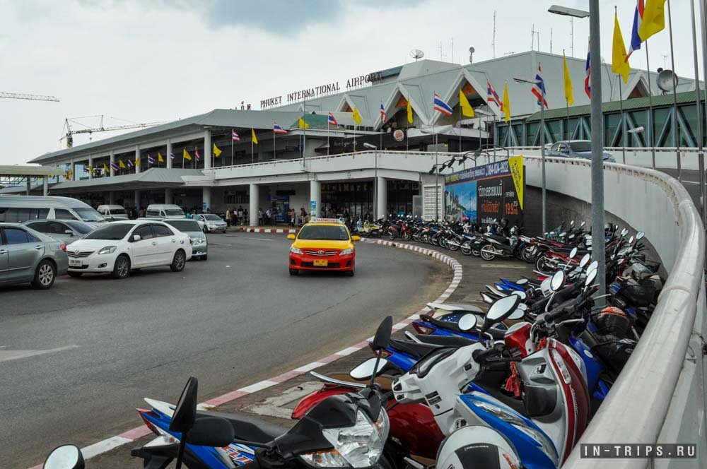 Все что нужно знать туристу о Суварнабхуми  аэропорте
