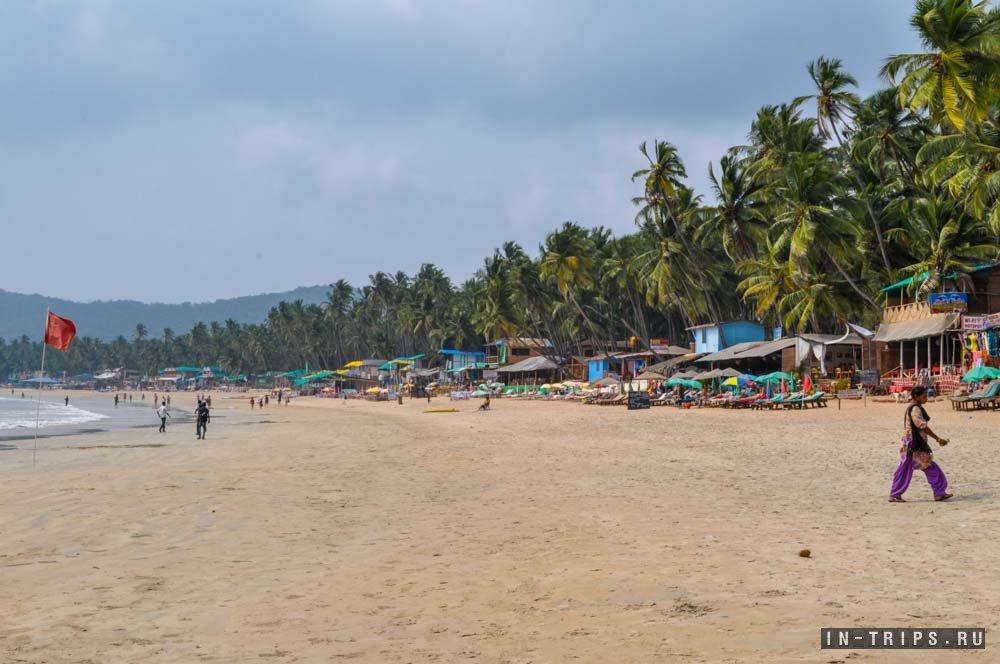 Гоа южные пляжи отзывы 10