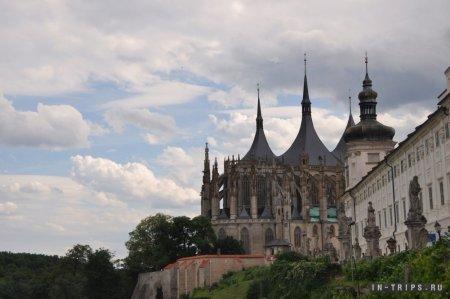 Из Праги в Кутна Гора, что из достопримечательностей посмотреть